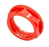 20MM PVC LOCKNUT RED