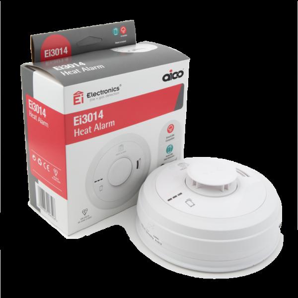 Aico EI3014 Mains Heat Alarm