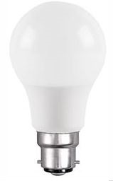 7W LED GLS BC Warm White Non Dimmable