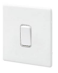 Deta 8506WHW Intermediate Plate switch