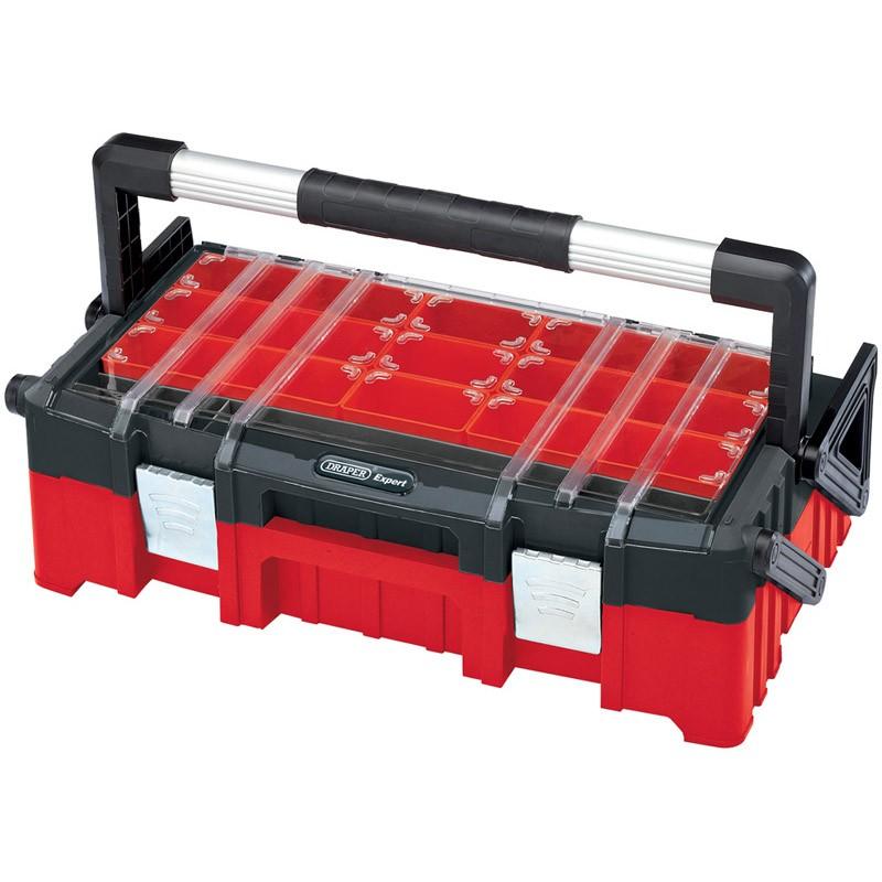 Draper 05180 TBCL570 Cantilever Tool Box