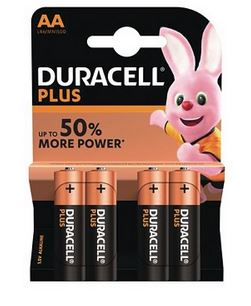 AA SIZE BATTERY (4 PACK)
