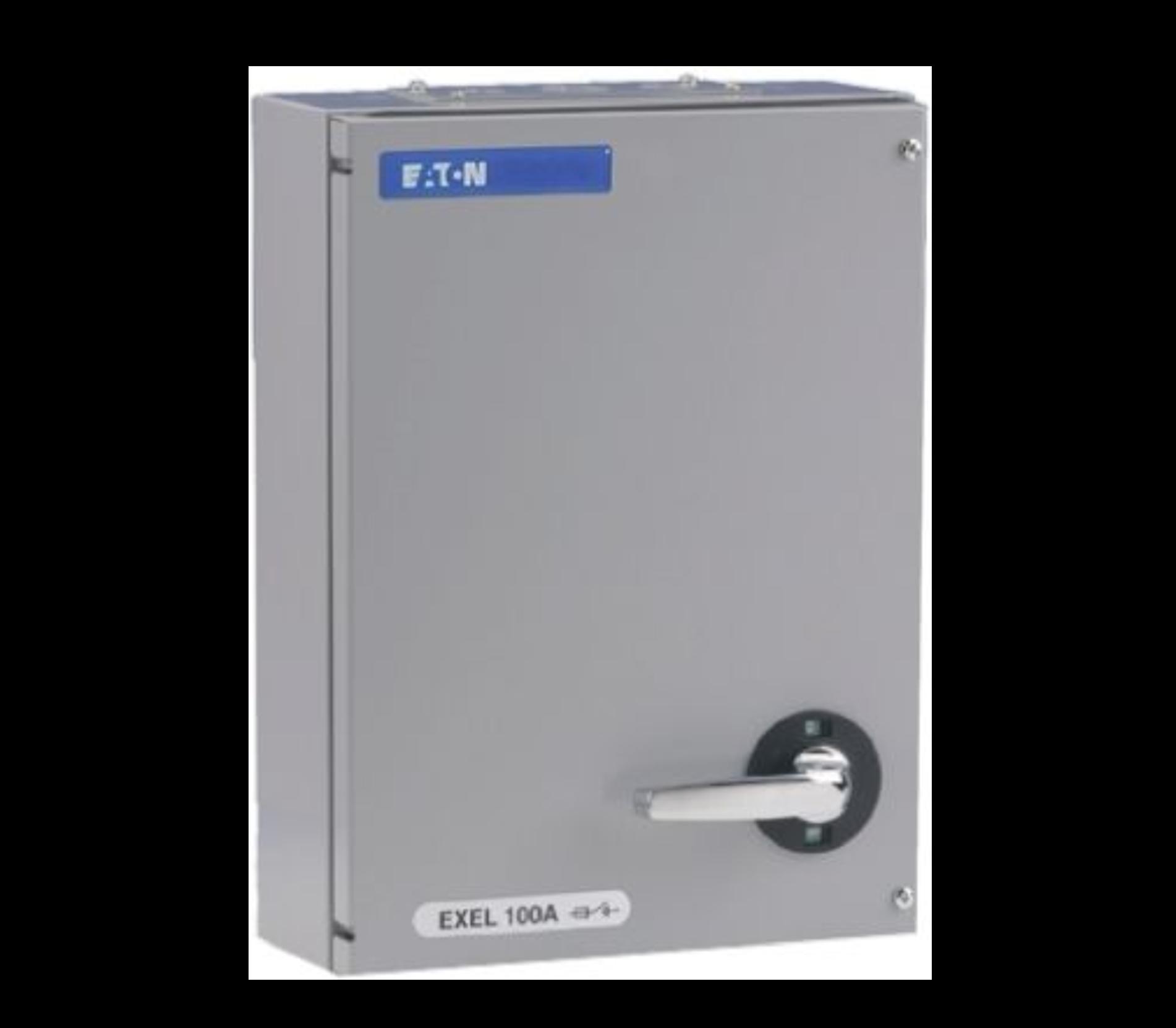 Eaton 100KXTNC2F Switchfuse TPN 100A