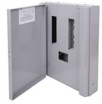 Eaton EBM81 Distribution Board 8 Way TPN 125A. Type B without Incomer