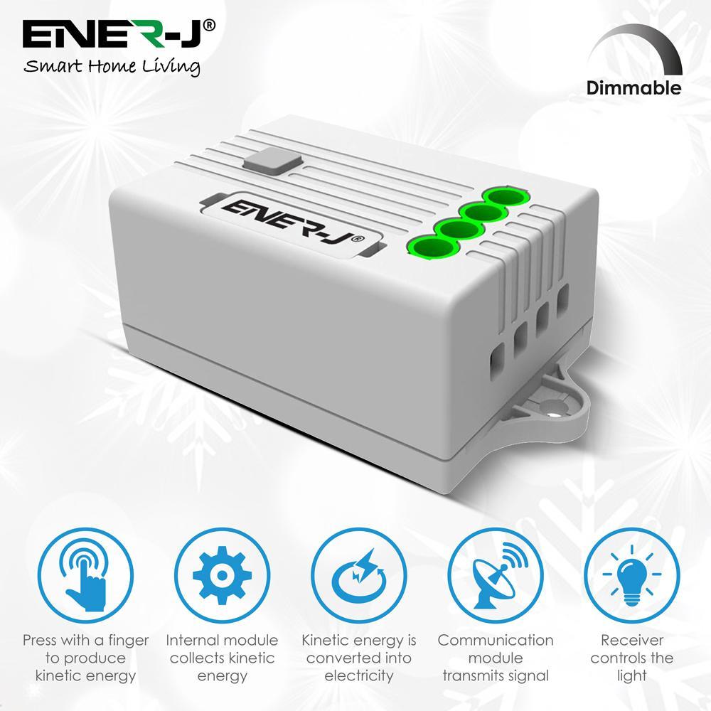ENER-J WS1018 100W Dimmable RF + WiFi Receiver