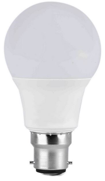 Green Lighting LED BC Lamp