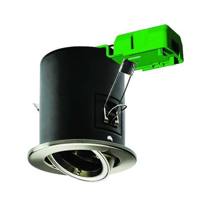 JCC JC94114BN Mains Reccesed Downlight LED GU10