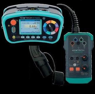 KT66DL Multifunction Tester plus KEWEVSE EV Adapter