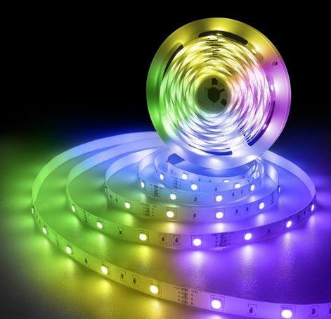 LED STRIP RGB CCT WIFI LED Strip