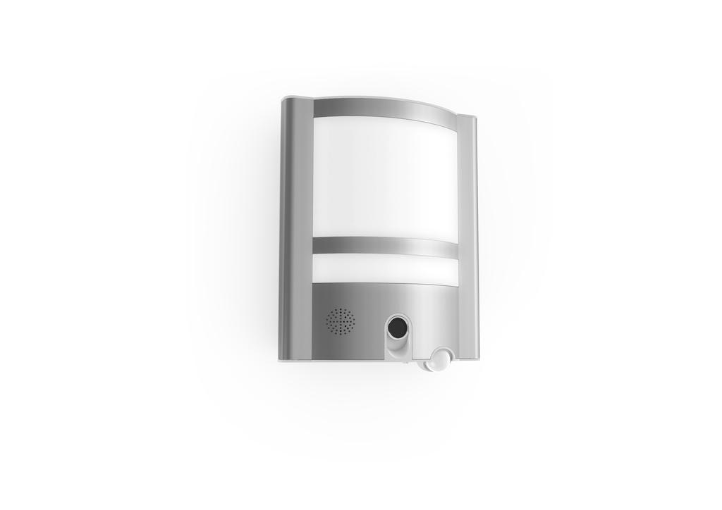 Lutec Wi-fi PIR Light and Camera