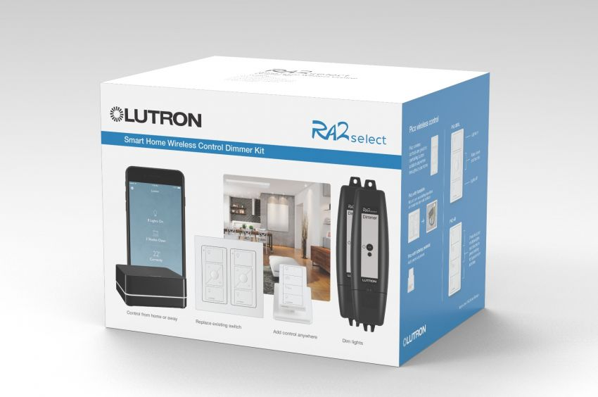 Lutron RA2 Select Wireless Lighting Kit