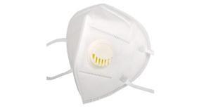 FFP2 Respirator and Valve