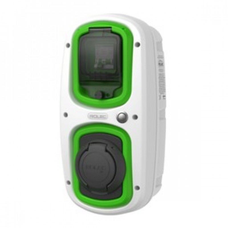 Rolec Wallpod EV OpenCharge 7.2kW Type 2 Socket Charging Point