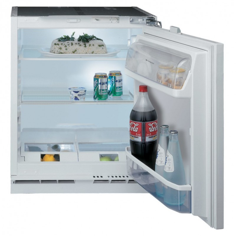 HOTPOINT HLA1 146 Litre Integrated Under Counter Fridge 60cm Wide - White - 1 Only
