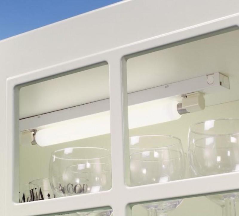 Linolite 284MM Push Button  Under Cabinet Light Fitting