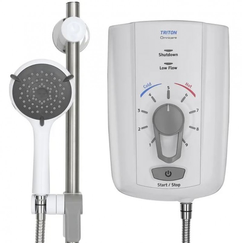 Triton CINCDES08W Omnicare Shower 8.5kW