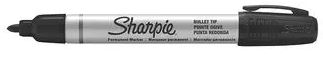 Sharpie Small Bullet Pen Black