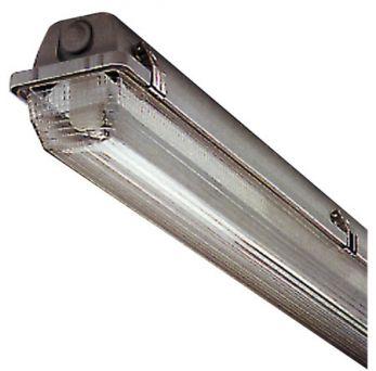 Thorn AQ4300Z Luminaire HF IP65 Fluorescent Batten c/w LED