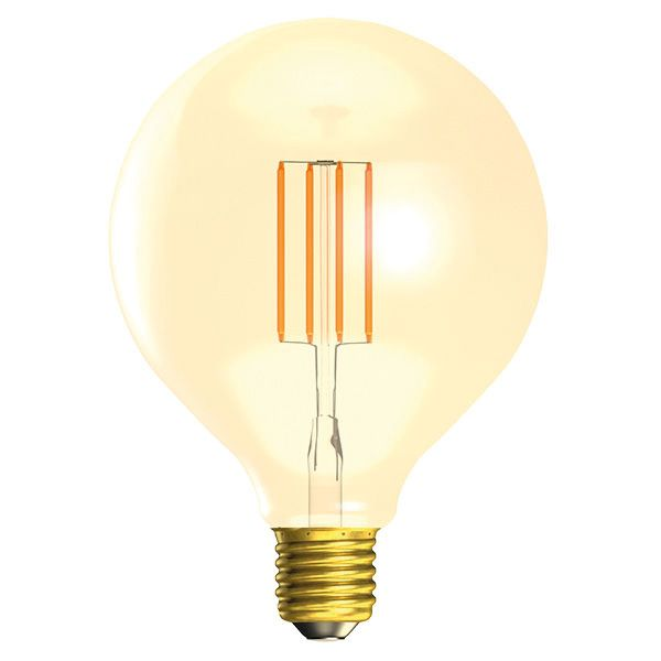 Bell LED Vintage Large Globe Dimmable Warm White 4W ES