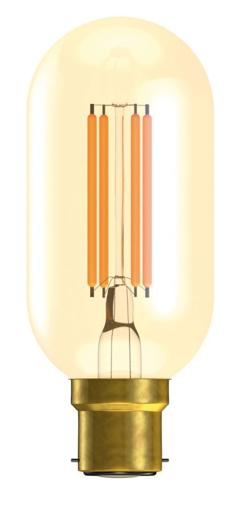 Bell LED Vintage Tubular Dimmable Warm White 4W BC