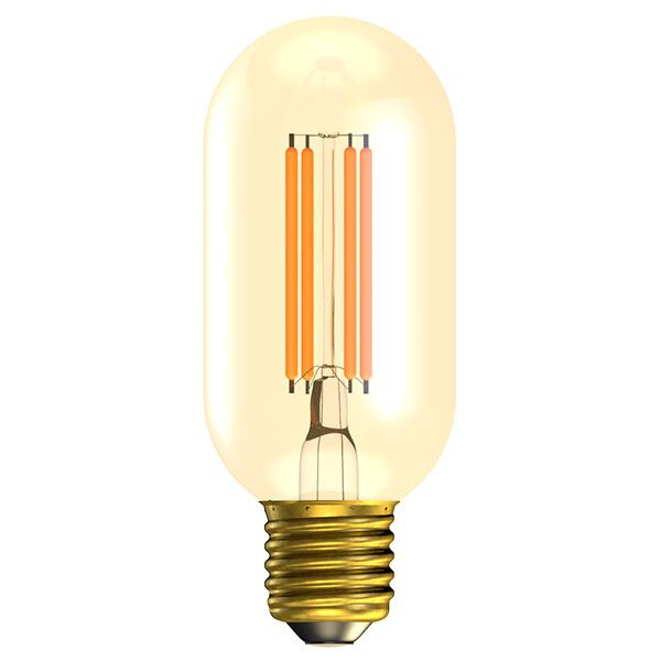 Bell LED Vintage Tubular Dimmable Warm White 4W ES