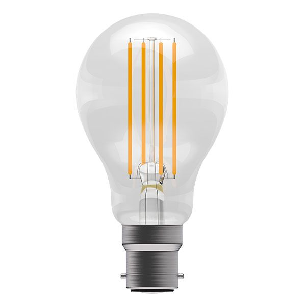 Bell Pro LED Filament GLS Full Glass Non-Dimmable 6W BC Warm White