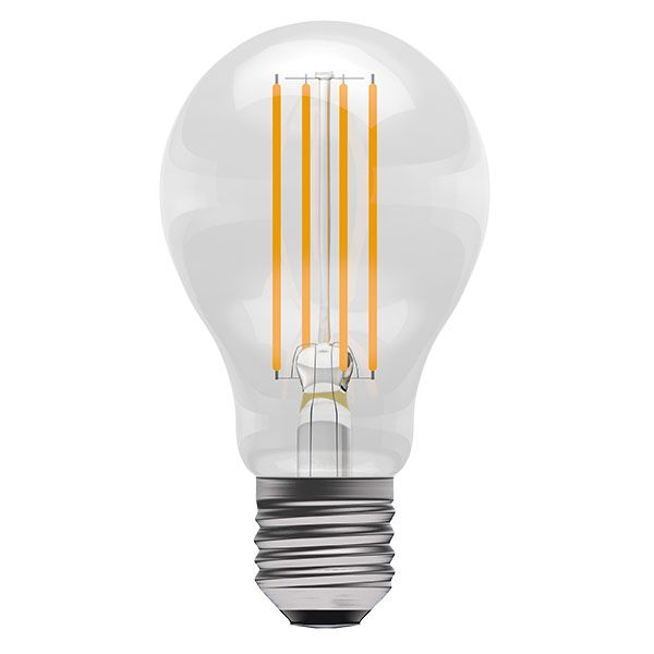 Bell Pro LED Filament GLS Full Glass Non-Dimmable 6W ES Warm White