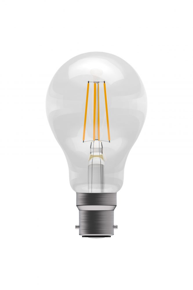 Bell Pro LED Filament GLS Full Glass Dimmable 4W BC Warm White