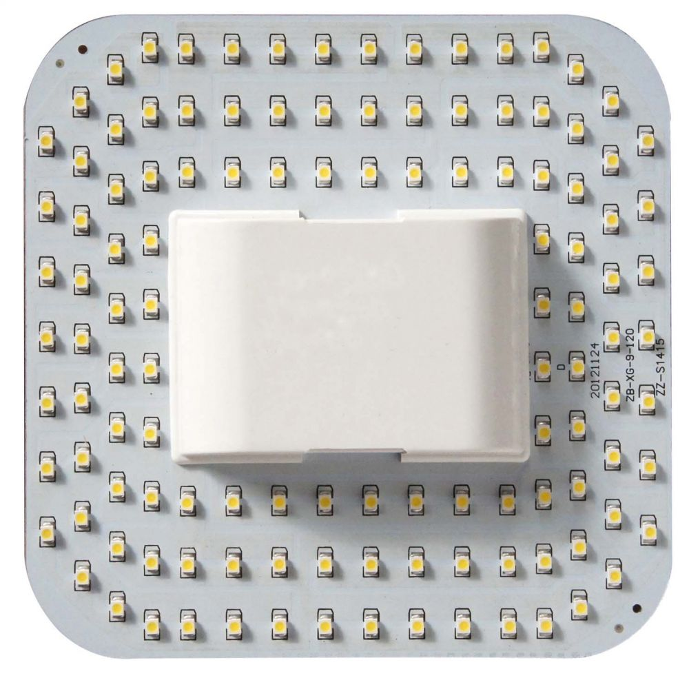Bell 9W Multi LED Square 2D 2 Pin Non-Dimmable Cool White