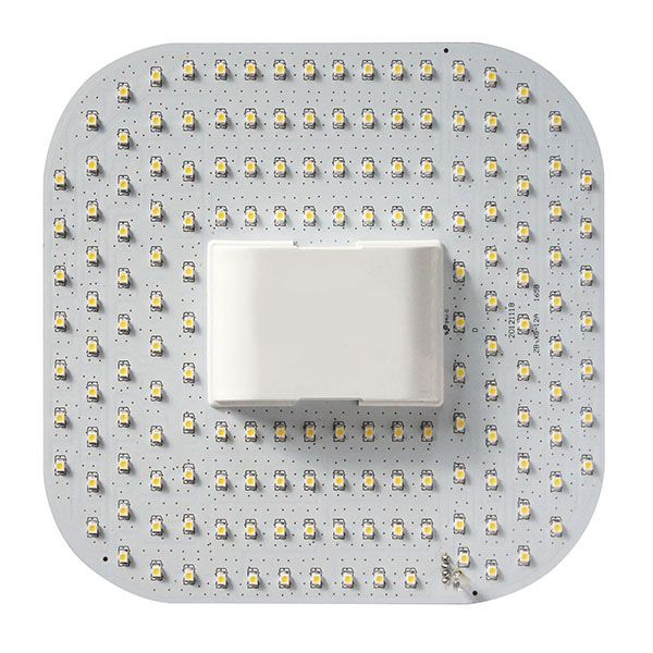 Bell 12W Multi LED Square 2D 4 Pin Non-Dimmable Cool White