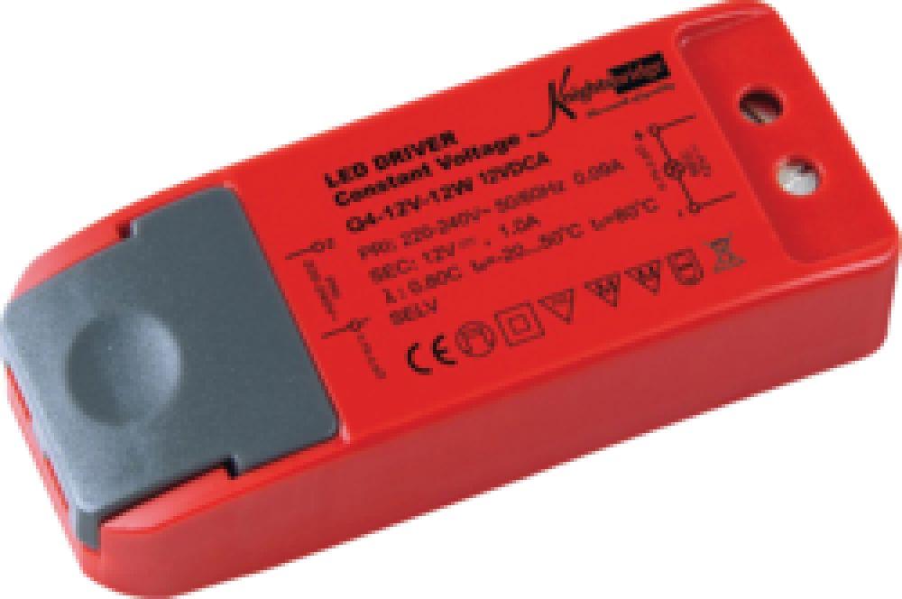 Knightsbridge LED Driver 12V 12 Watt Constant Voltage