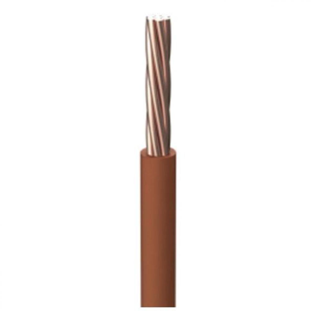 6491B 1.5mm x 100m Low Smoke & Fume (LSOH) Brown