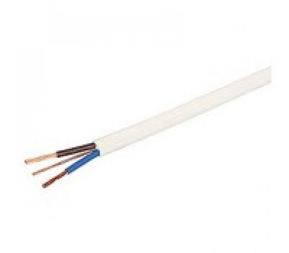 6242BH 1.5mm x 100m Low Smoke & Fume (LSOH) White