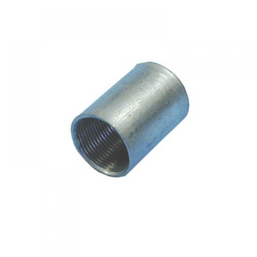 Greenbrook 20mm Galvanised Straight Coupler