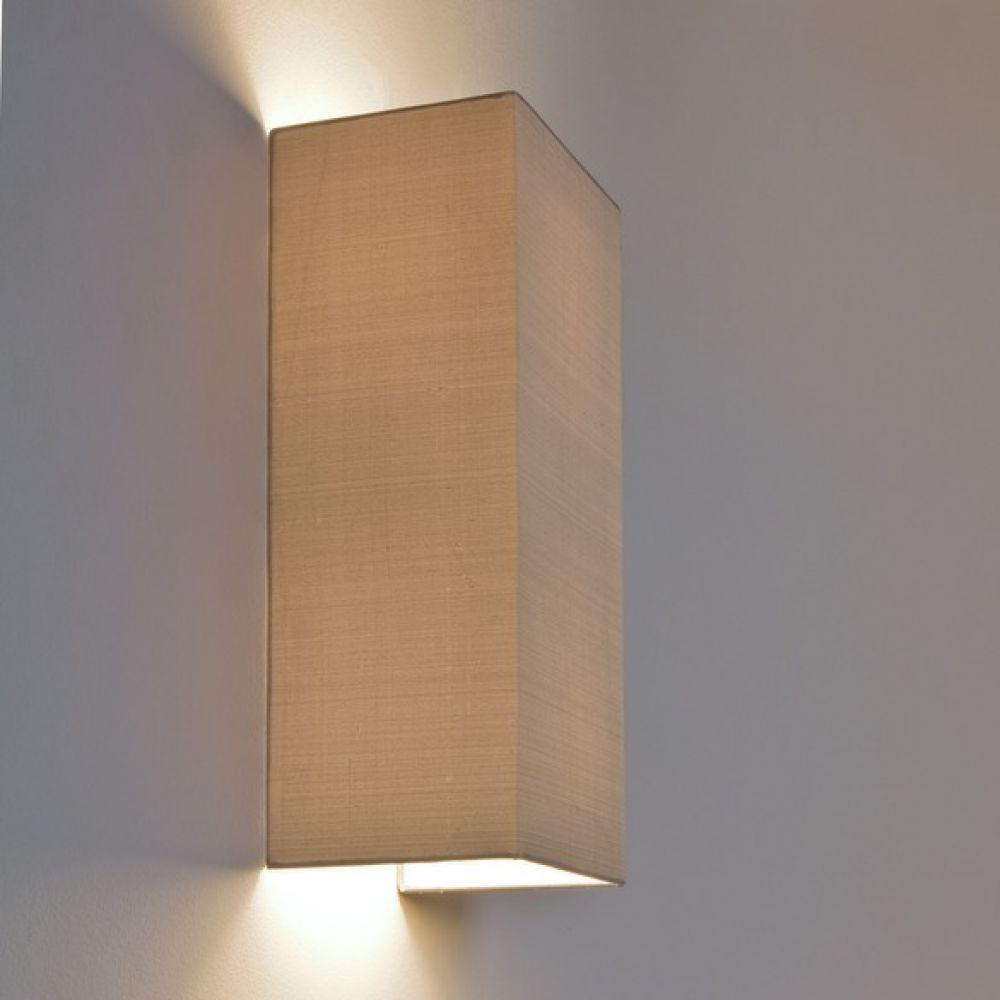 Astro Lighting 5024003 Chuo 380 4116 Rectangular Oyster Fabric Shade