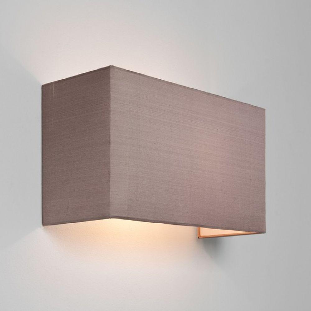 Astro Lighting 5024006 Chuo 190 4125 Rectangular Oyster Fabric Shade