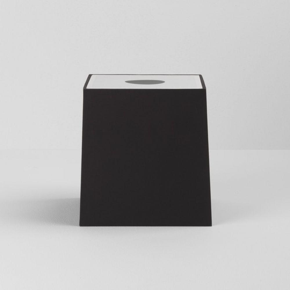 Astro Lighting 5030003 Tapered Square 175 4202 Black Fabric Shade