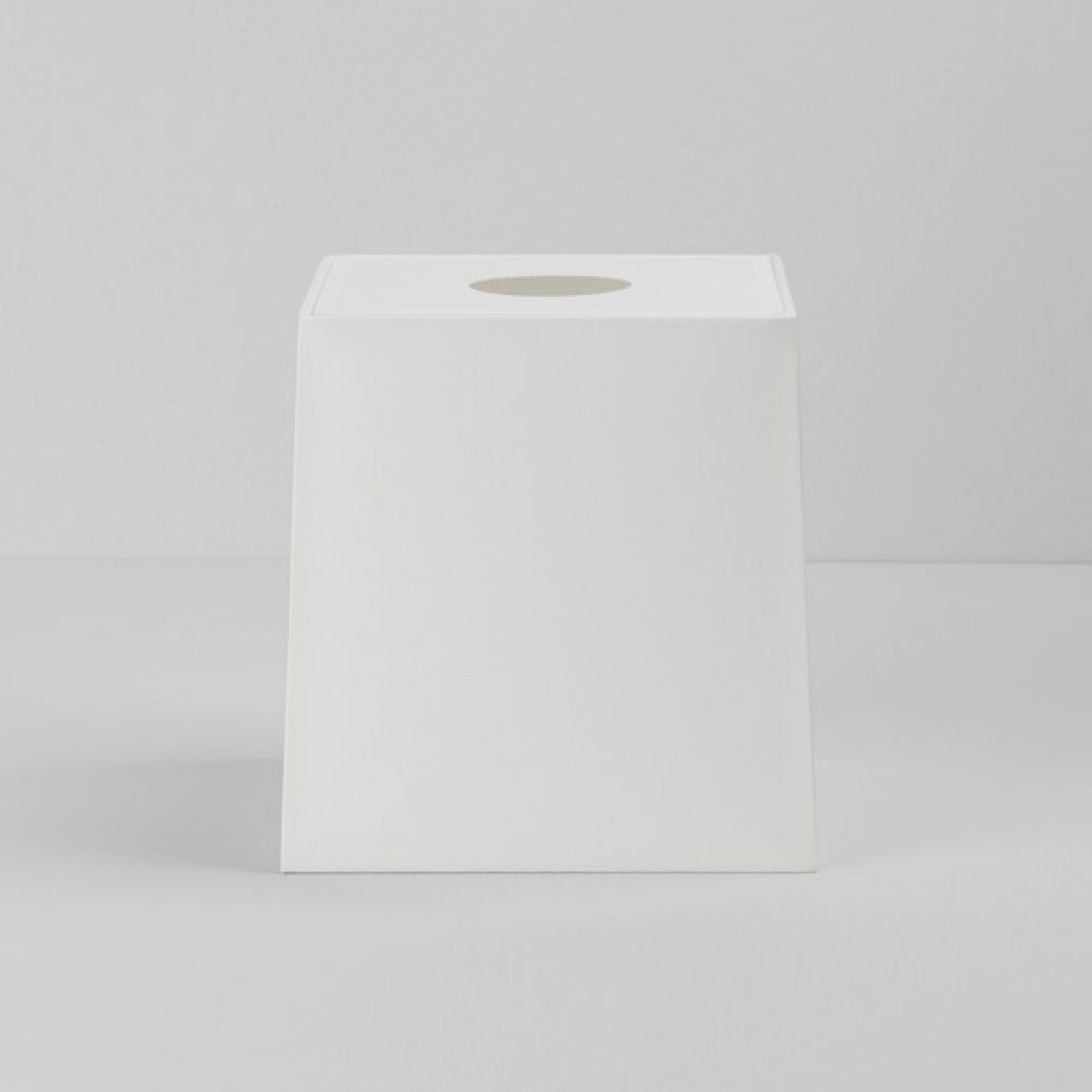 Astro Lighting 5030004 Tapered Square 175 4203 White Fabric Shade
