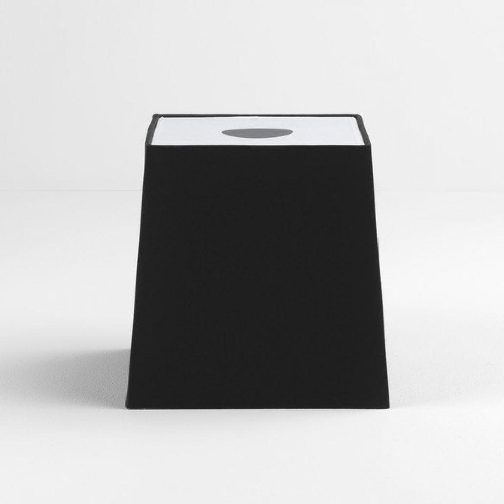 Astro Lighting 5030007 Tapered Square 195 4206 Black Fabric Shade