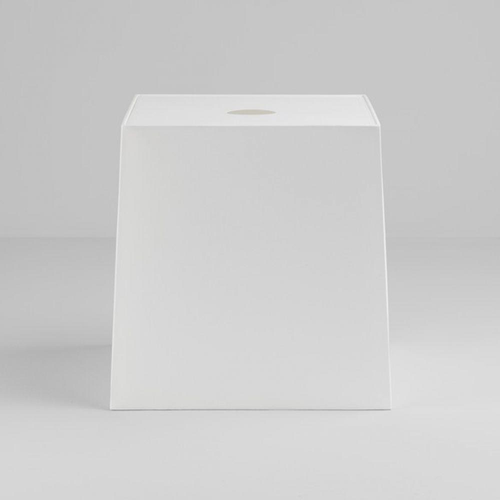 Astro Lighting 5030012 Tapered Square 300 4211 White Fabric Shade