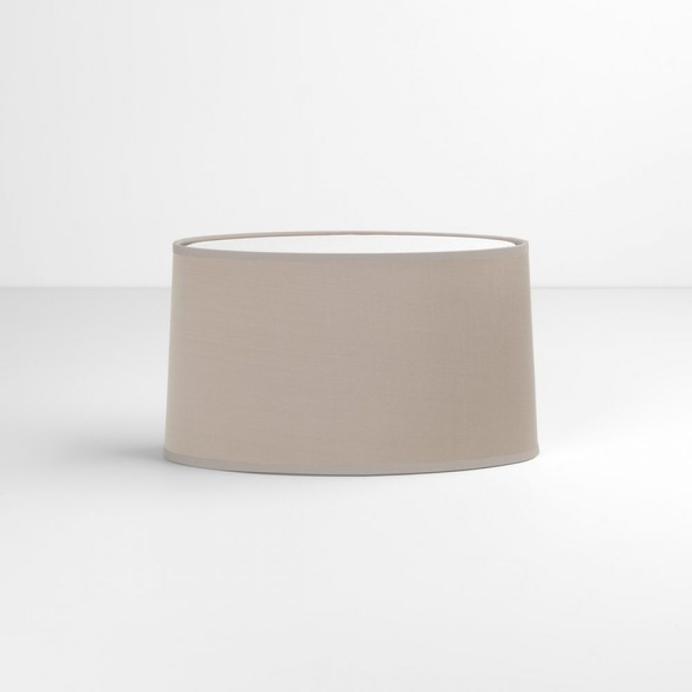 Astro Lighting 5034004 Tapered Oval 4191 Putty Fabric Shade