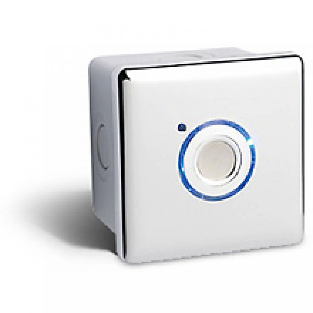 Elkay 560A-1 Outdoor 3 Wire Touch Timer in White Finish