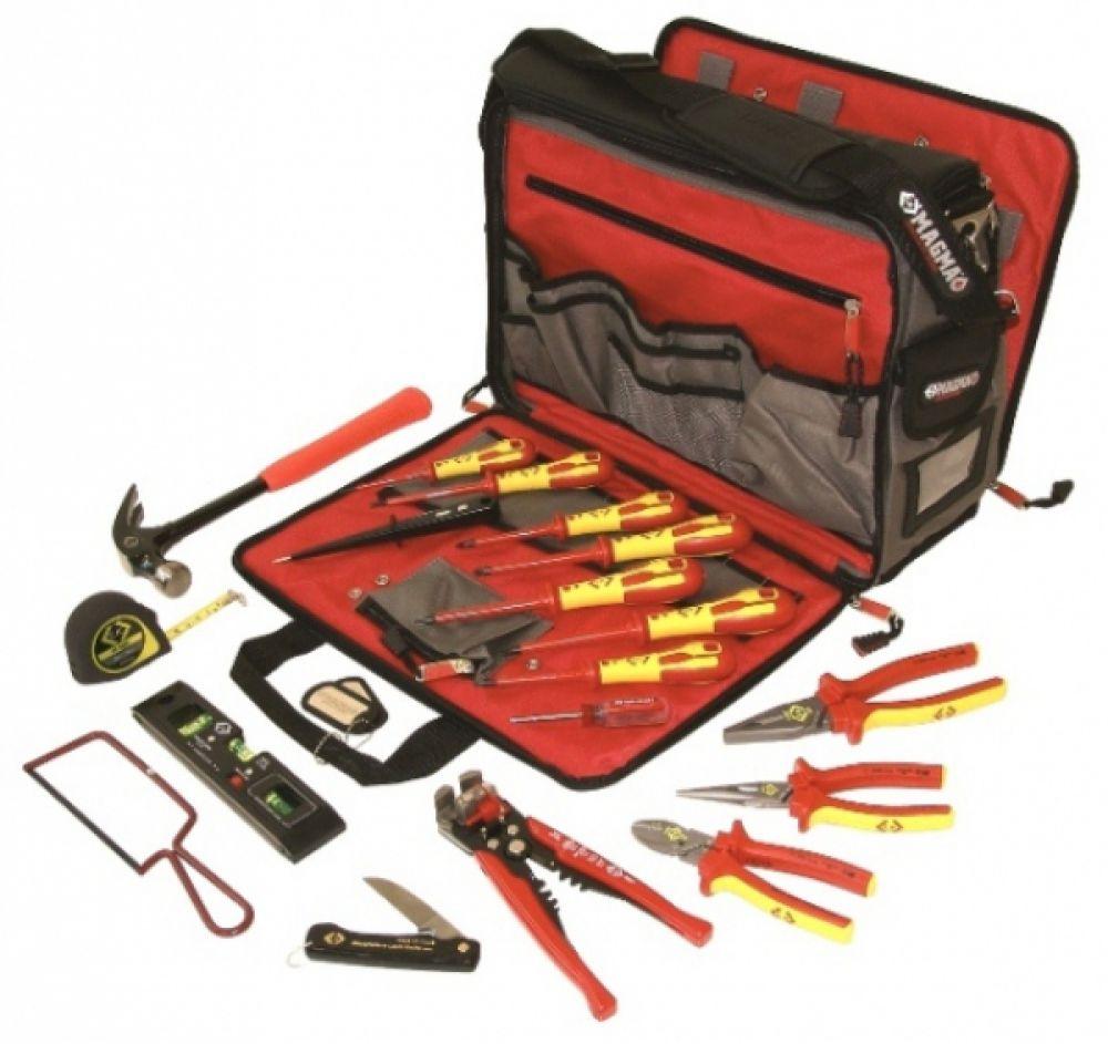 CK Tools Electricians Premium Tool Kit