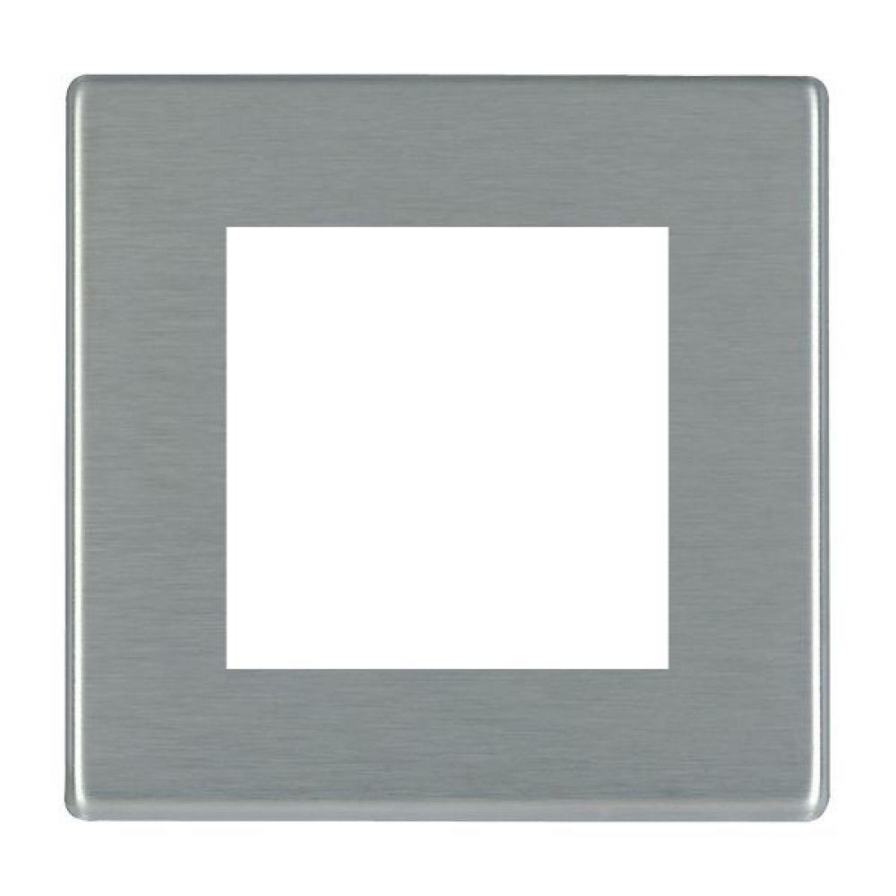 Hamilton Hartland CFX Satin Stainless 2 Module EuroFix Plate