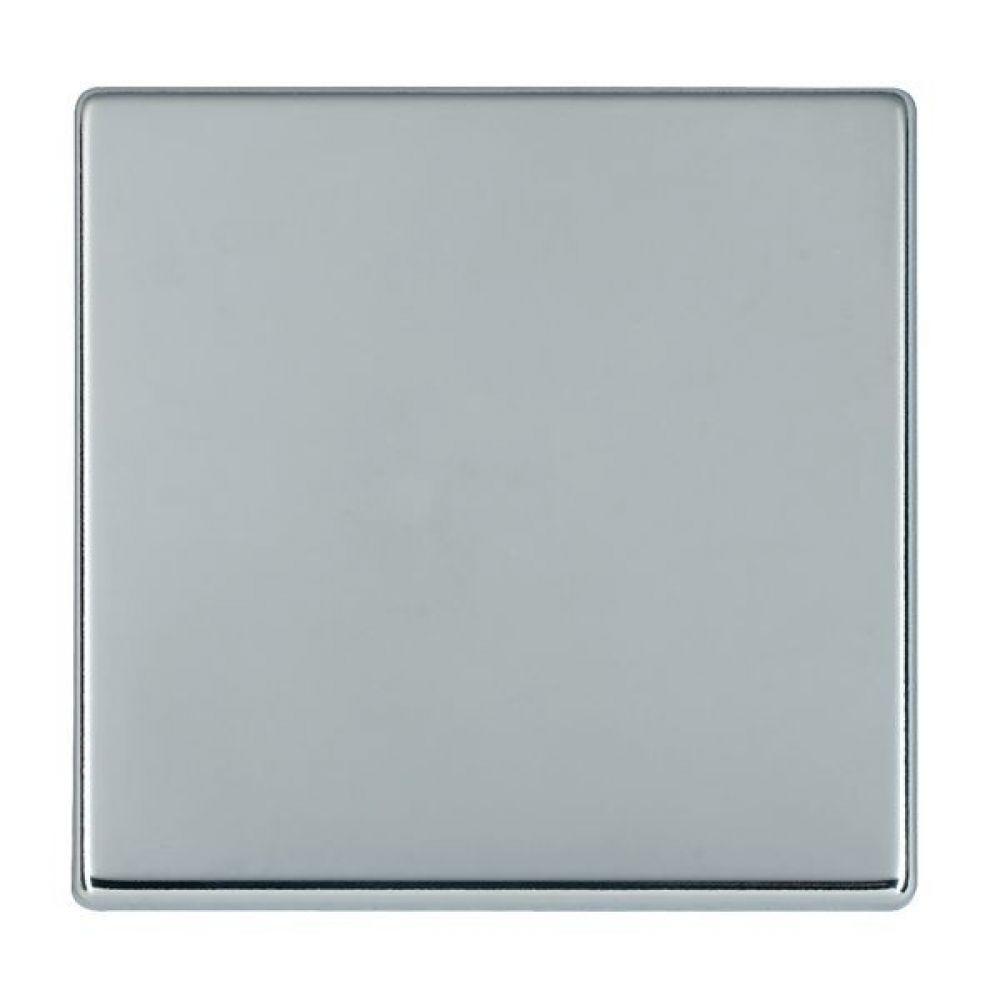 Hamilton Hartland CFX Bright Chrome Single Blank Plate