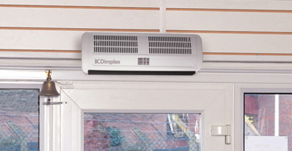 Dimplex 3kW Over-door Heater with Integrated Controls