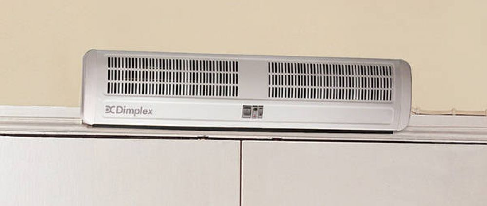Dimplex 6kW Over-door Heater with Integrated Controls
