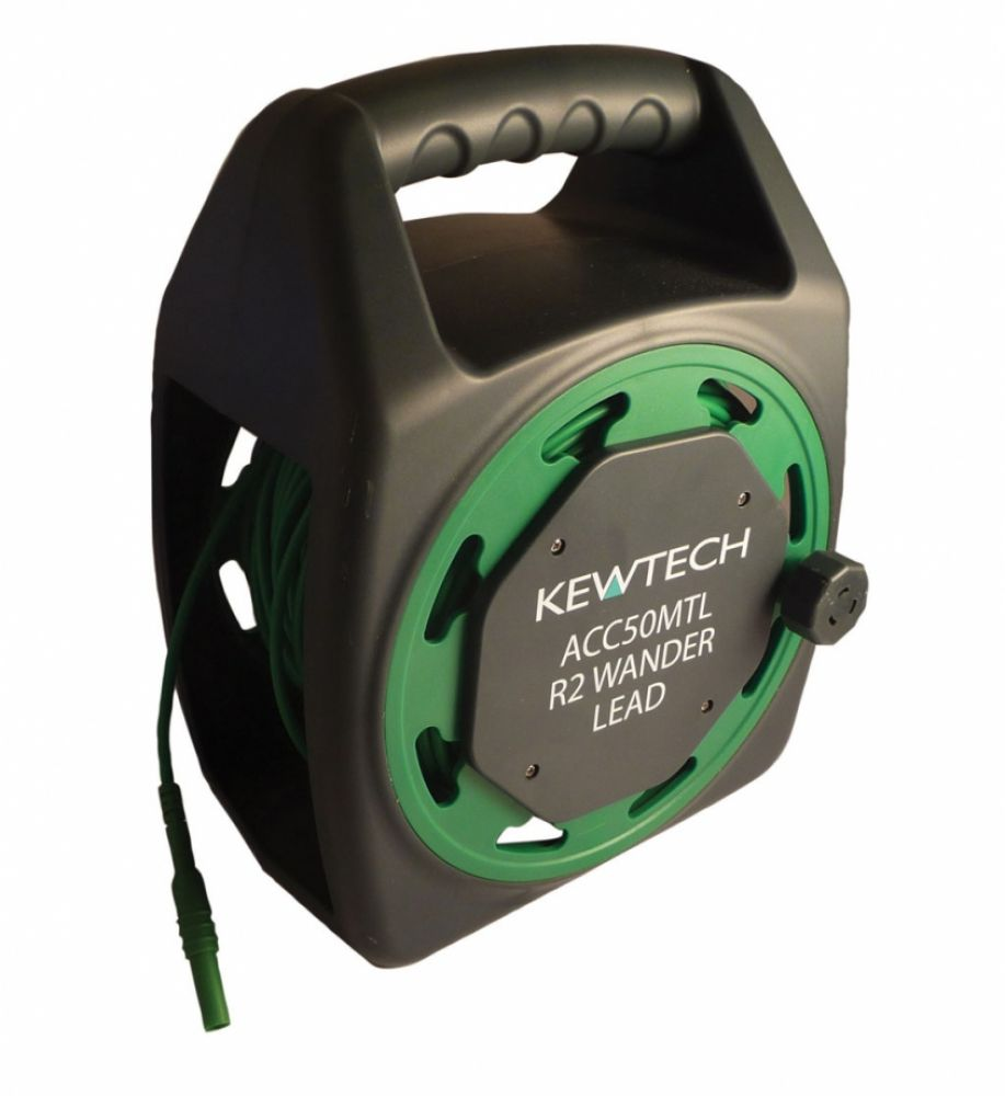 Kewtech 50m Extension Test Lead