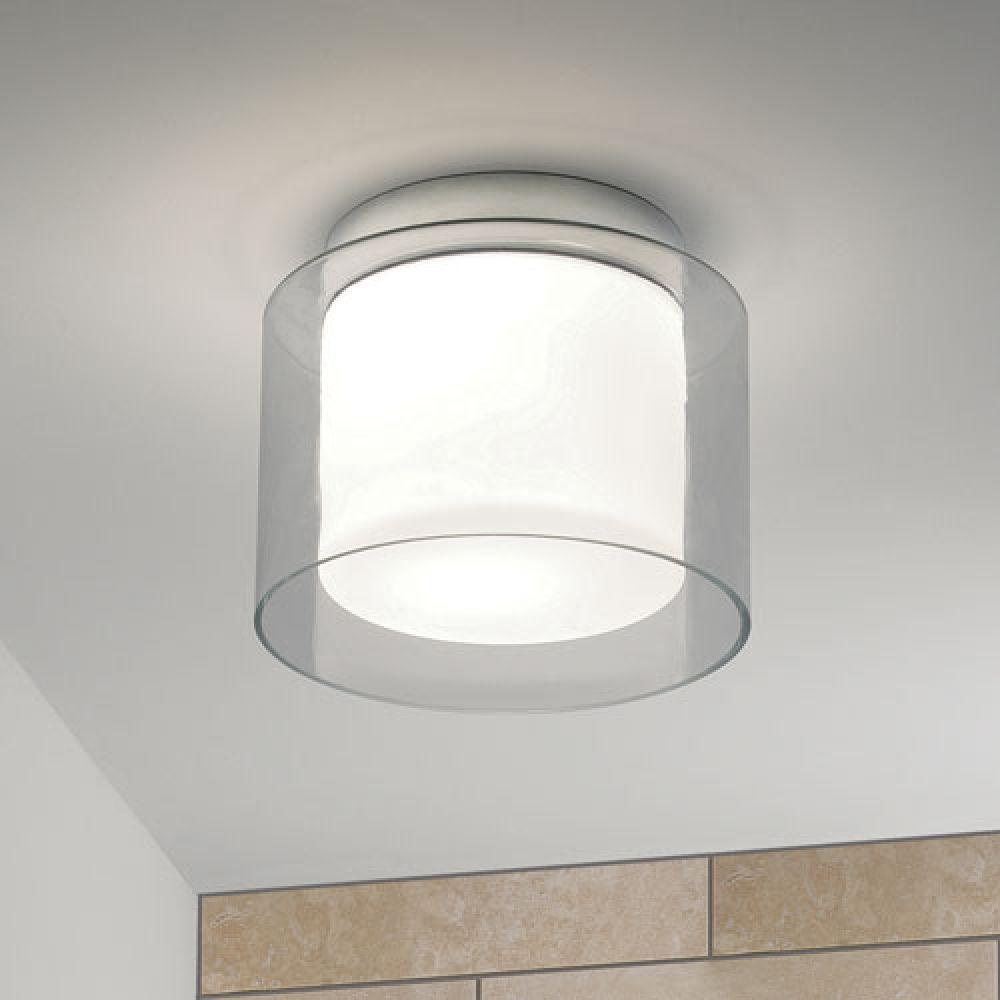 Astro Lighting 1049003 Arezzo Ceiling 0963 Bathroom Ceiling Light. Polished Chrome Finish