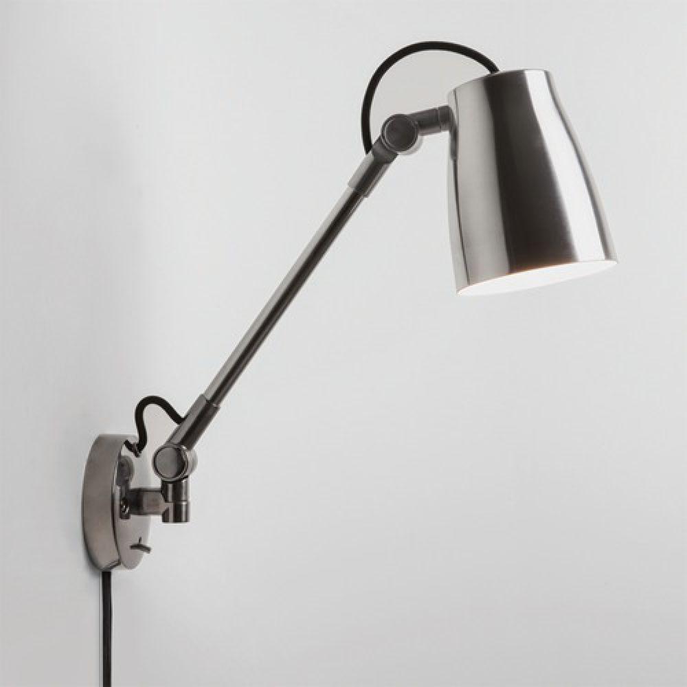 Astro Lighting 1224014 Atelier Grande Wall 7503 Interior Spotlight. Polished Aluminium Finish